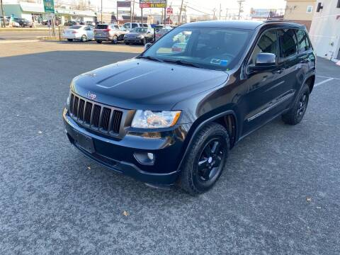 2012 Jeep Grand Cherokee for sale at MAGIC AUTO SALES in Little Ferry NJ