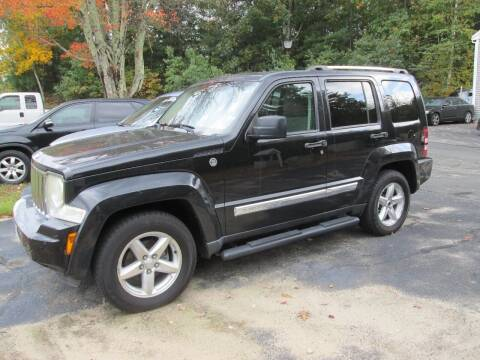 2008 Jeep Liberty for sale at Nu2u Cars in Windham NH