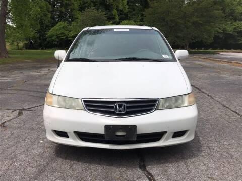 2003 Honda Odyssey for sale at Affordable Dream Cars in Lake City GA