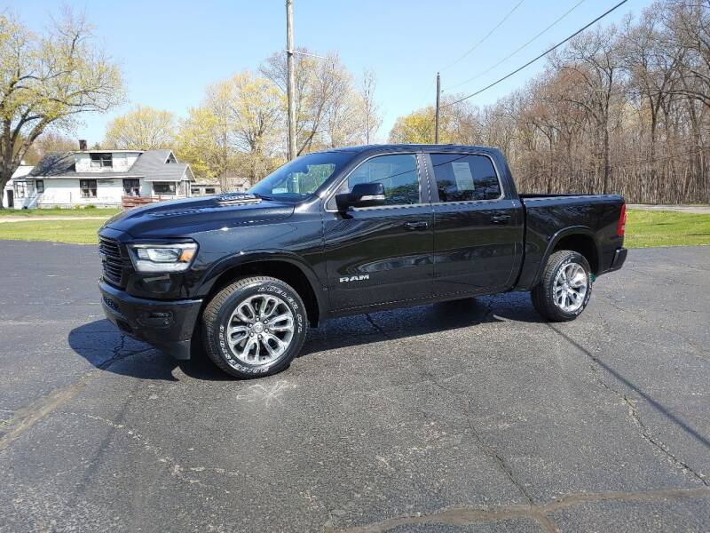2019 RAM Ram Pickup 1500 for sale at Depue Auto Sales Inc in Paw Paw MI