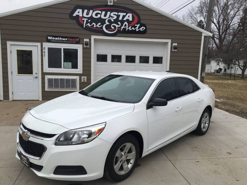 2016 Chevrolet Malibu Limited for sale at Augusta Tire & Auto in Augusta WI