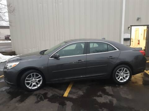 2013 Chevrolet Malibu for sale at C & C Wholesale in Cleveland OH