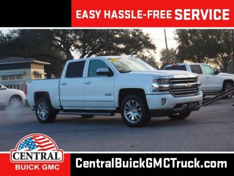 2016 Chevrolet Silverado 1500 for sale at Central Buick GMC in Winter Haven FL