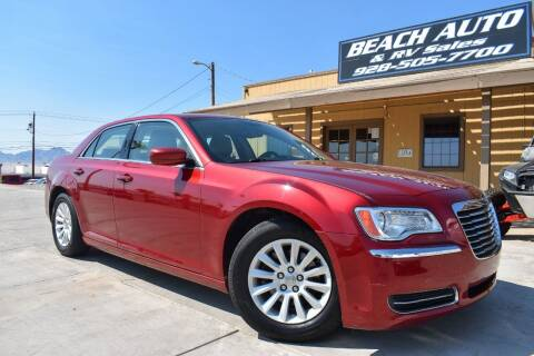 2014 Chrysler 300 for sale at Beach Auto and RV Sales in Lake Havasu City AZ
