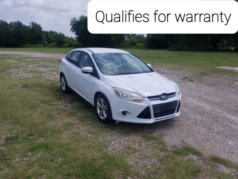 2013 Ford Focus for sale at NOTE CITY AUTO SALES in Oklahoma City OK