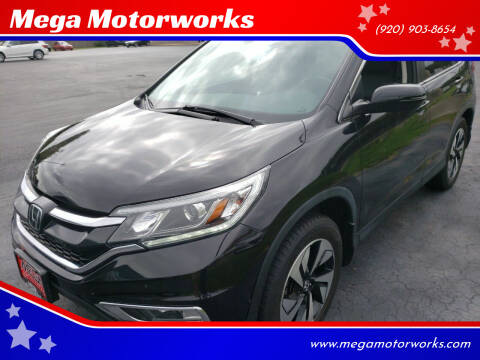 2016 Honda CR-V for sale at Mega Motorworks in Appleton WI