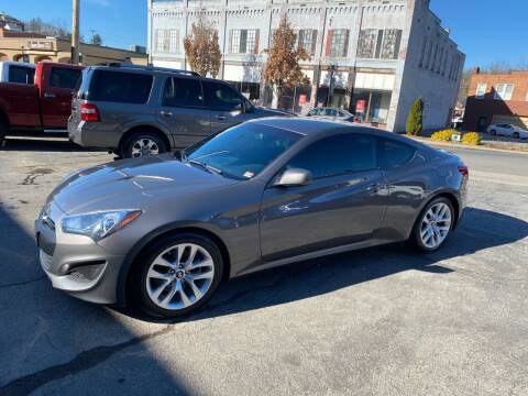 2013 Hyundai Genesis Coupe for sale at East Main Rides in Marion VA