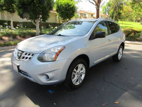 2015 Nissan Rogue Select for sale at E MOTORCARS in Fullerton CA