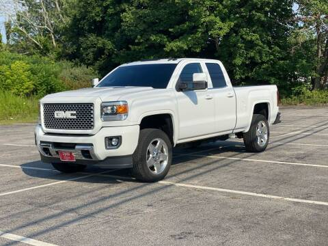 2015 GMC Sierra 2500HD for sale at Hillcrest Motors in Derry NH