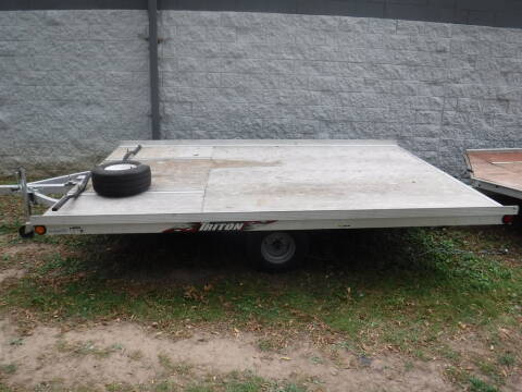 2016 Triton Trailers XT Series XT12-101 for sale at Road Track and Trail in Big Bend WI