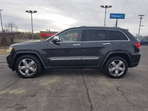 2011 Jeep Grand Cherokee for sale at MnM The Next Generation in Jefferson City MO