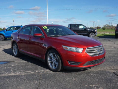 2013 Ford Taurus for sale at FOWLERVILLE FORD in Fowlerville MI