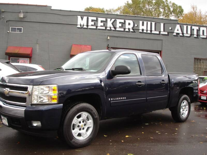 2008 Chevrolet Silverado 1500 for sale at Meeker Hill Auto Sales in Germantown WI