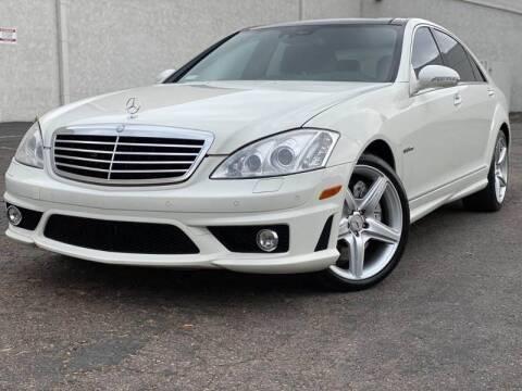 2009 Mercedes-Benz S-Class for sale at Gold Coast Motors in Lemon Grove CA