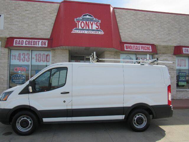 2016 Ford Transit Cargo for sale at Tony's Auto World in Cleveland OH