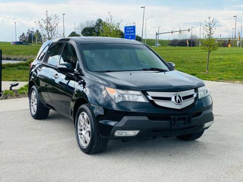 2009 Acura MDX for sale at Airport Motors in Saint Francis WI