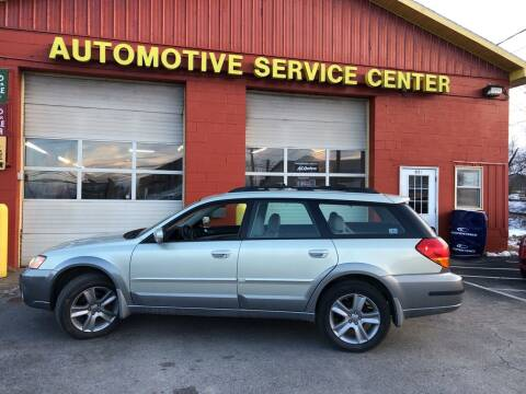 2005 Subaru Outback for sale at ASC Auto Sales in Marcy NY