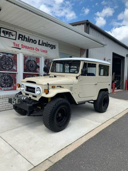 1973 Toyota Land Cruiser for sale at JC Motorsports in Egg Harbor City NJ