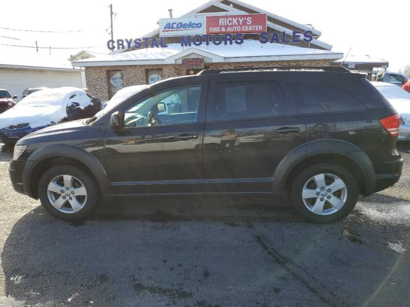 2010 Dodge Journey for sale at CRYSTAL MOTORS SALES in Rome NY