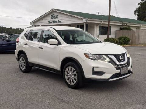2017 Nissan Rogue for sale at Best Used Cars Inc in Mount Olive NC