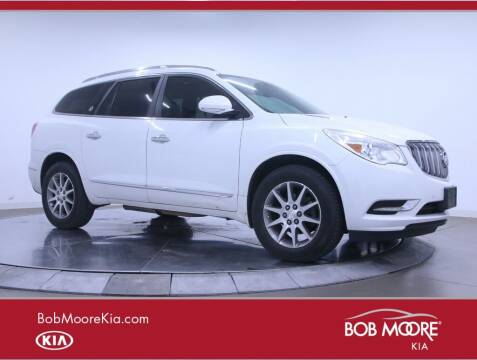 2016 Buick Enclave for sale at Bob Moore Kia in Oklahoma City OK