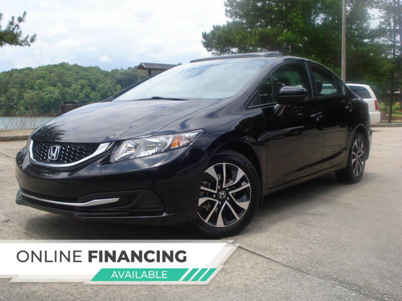 2015 Honda Civic for sale at Car Store Of Gainesville in Oakwood GA