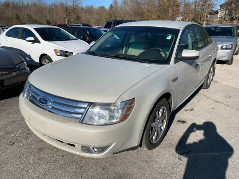 2008 Ford Taurus for sale at Best Buy Auto Sales in Murphysboro IL