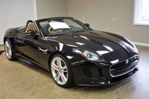 2014 Jaguar F-TYPE for sale at LJ Motors in Jackson MI