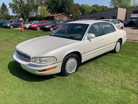 1999 Buick Park Avenue for sale at COUNTRYSIDE AUTO INC in Austin MN
