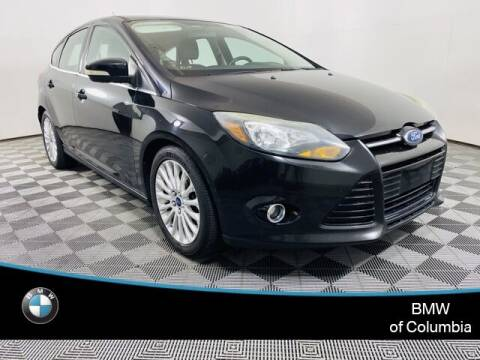 2012 Ford Focus for sale at Preowned of Columbia in Columbia MO