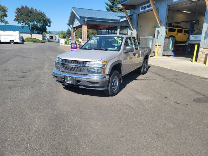 2008 Chevrolet Colorado for sale at Brookwood Auto Group in Forest Grove OR
