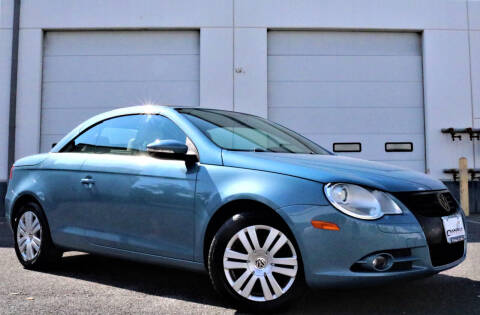 2009 Volkswagen Eos for sale at Chantilly Auto Sales in Chantilly VA