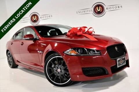 2015 Jaguar XF for sale at Unlimited Motors in Fishers IN