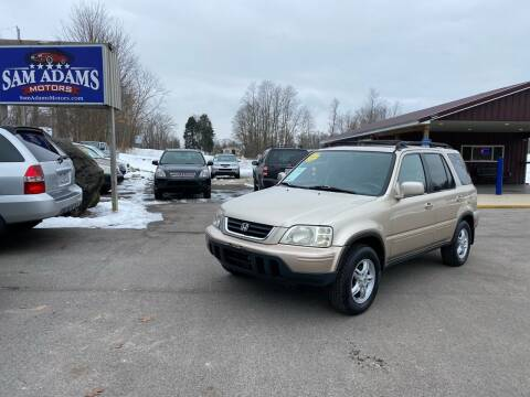 2000 Honda CR-V for sale at Sam Adams Motors in Cedar Springs MI