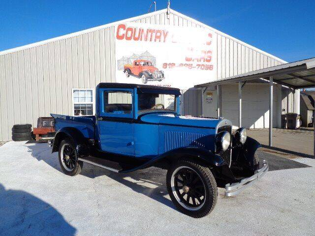 1929 Plymouth Arrow Pickup for sale in Staunton, IL
