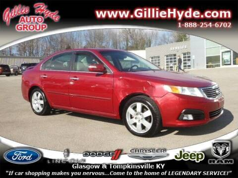 2009 Kia Optima for sale at Gillie Hyde Auto Group in Glasgow KY