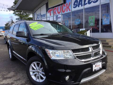 2015 Dodge Journey for sale at Xtreme Truck Sales in Woodburn OR