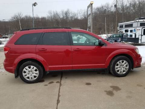 2016 Dodge Journey for sale at J.R.'s Truck & Auto Sales, Inc. in Butler PA