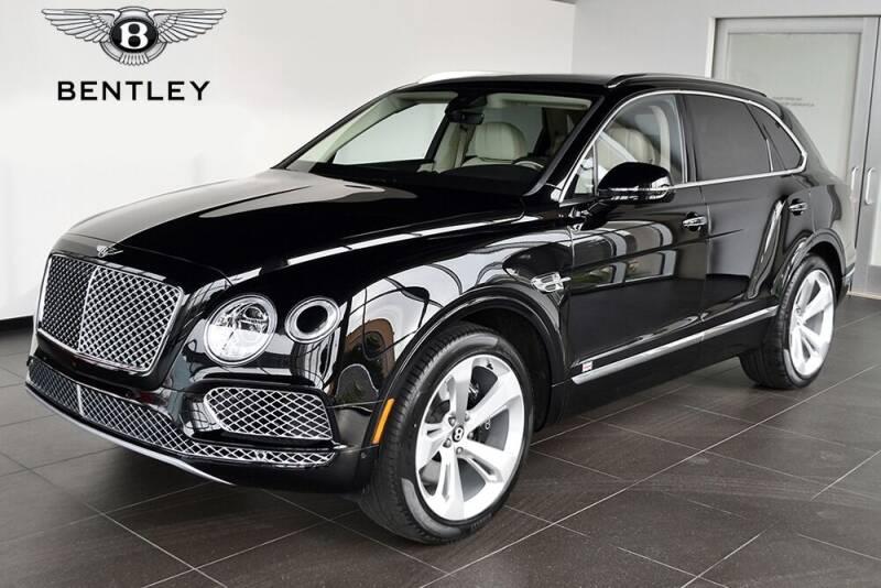 2018 Bentley Bentayga for sale in Jericho, NY