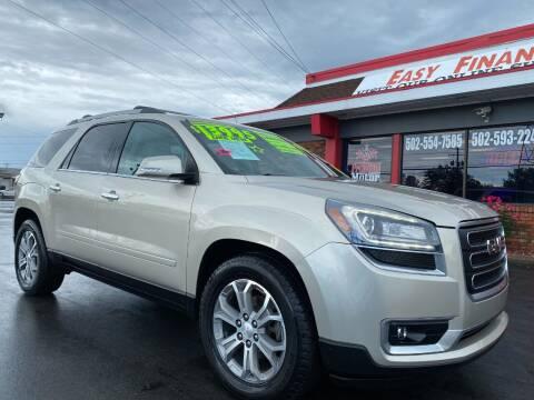 2015 GMC Acadia for sale at Premium Motors in Louisville KY