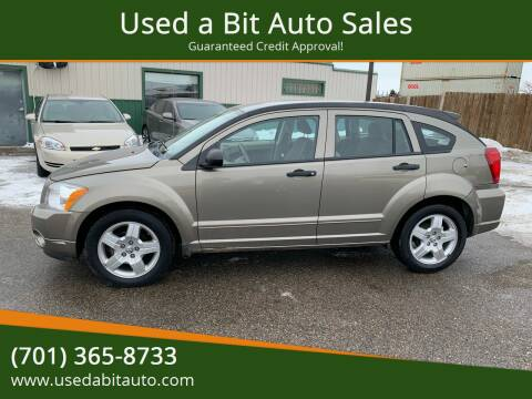 2008 Dodge Caliber for sale at Used a Bit Auto Sales in Fargo ND