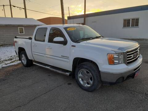 2012 GMC Sierra 1500 for sale at Albia Motor Co in Albia IA