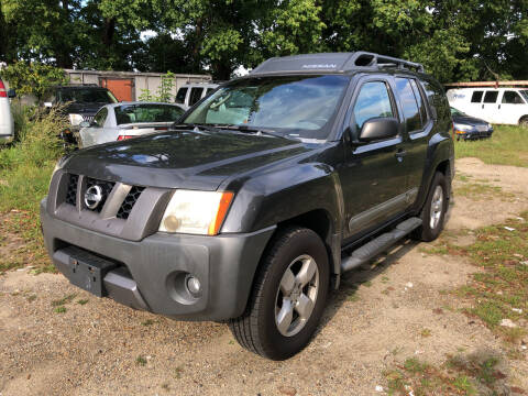 2005 Nissan Xterra for sale at Barga Motors in Tewksbury MA