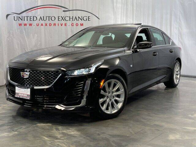 2020 Cadillac CT5 for sale at United Auto Exchange in Addison IL