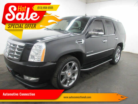 2010 Cadillac Escalade for sale at Automotive Connection in Fairfield OH