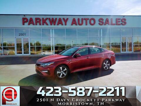 2019 Kia Optima for sale at Parkway Auto Sales, Inc. in Morristown TN