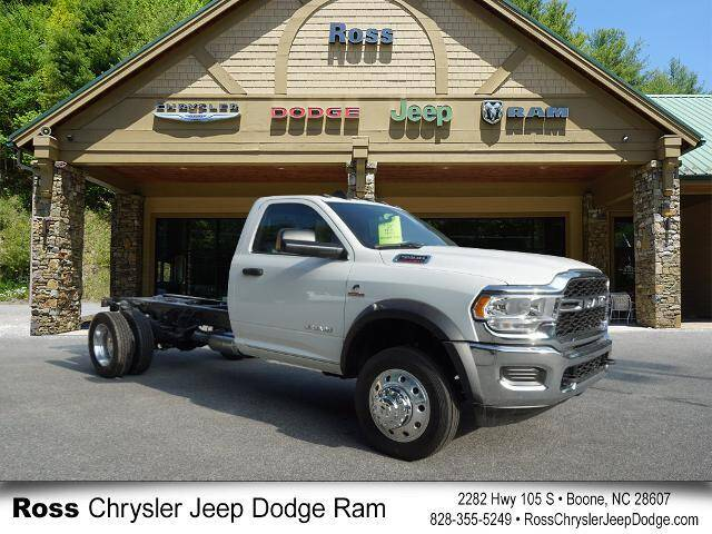 2021 RAM Ram Chassis 5500 for sale in Boone, NC