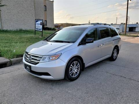 2012 Honda Odyssey for sale at Image Auto Sales in Dallas TX