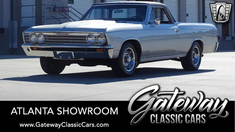 1967 Chevrolet El Camino for sale in Alpharetta, GA