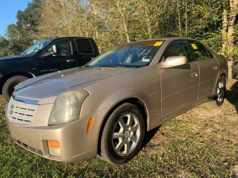 2006 Cadillac CTS for sale at Gator Truck Center of Ocala in Ocala FL
